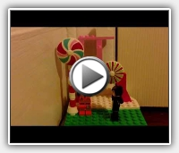 The LEGO Movie Stop-Motion: Emmet has an Idea
