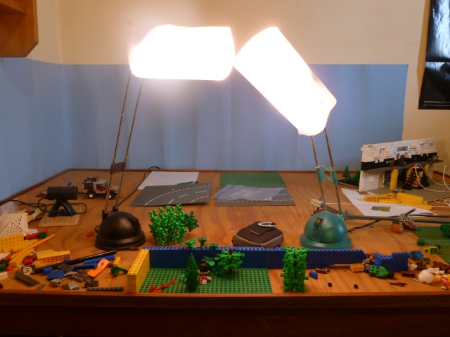 Stop Motion Lighting