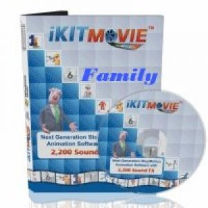 IKITMovie Full DVD Family 300x300 - Family License