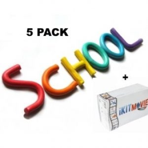 5 Pack School KIT