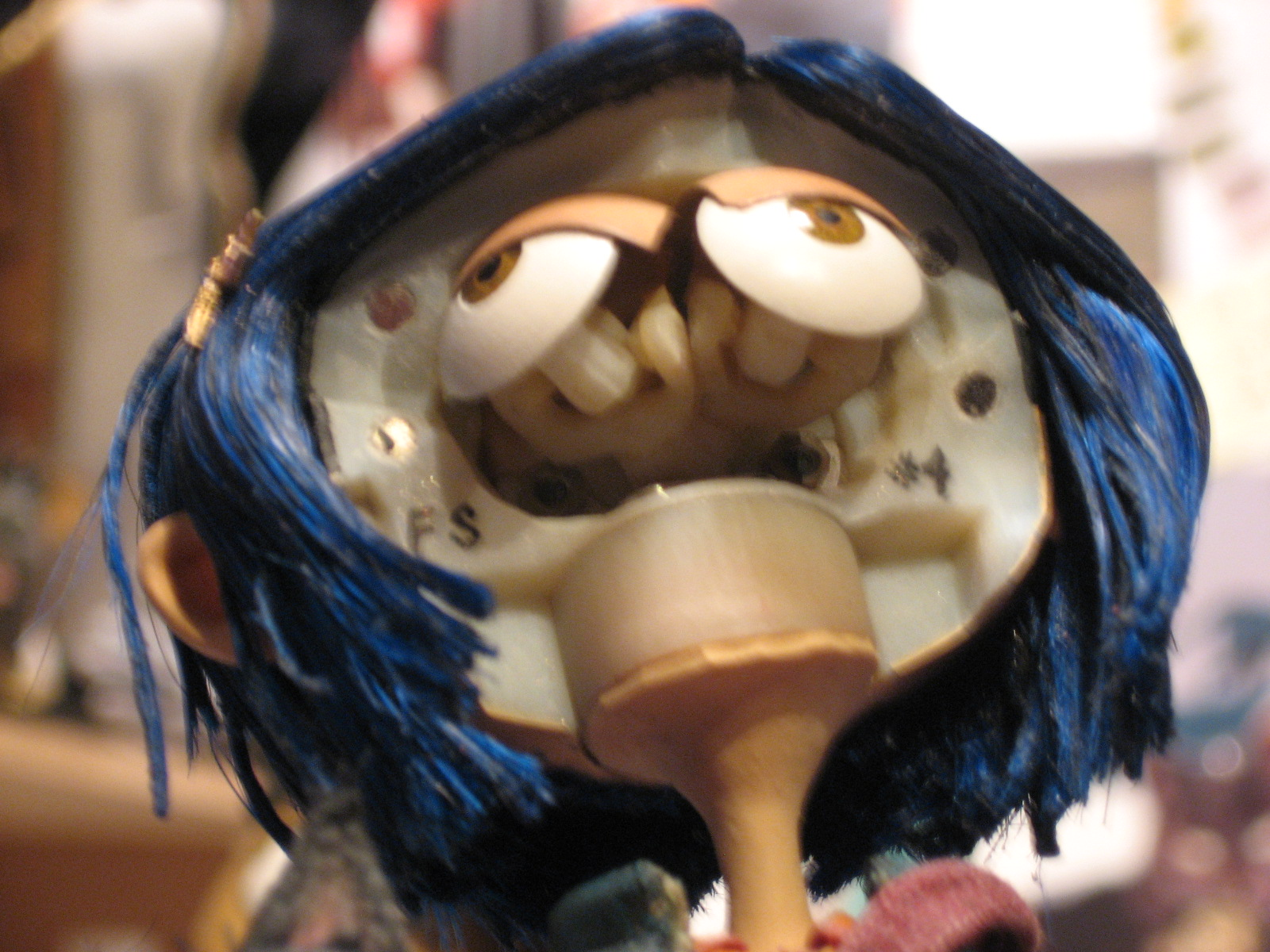 Coraline without Face Sections