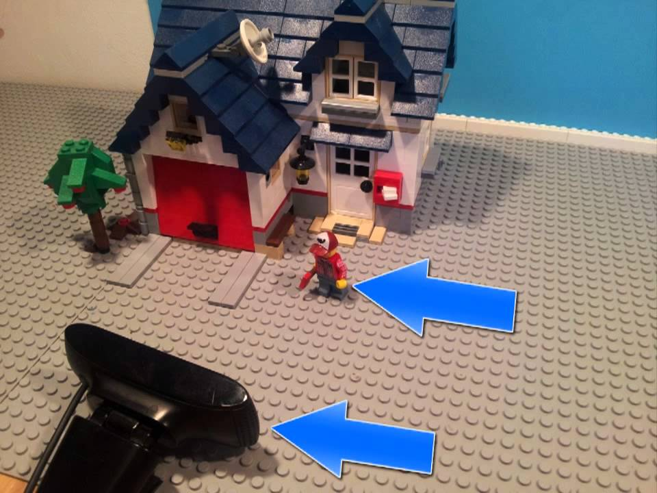 LEGO Stop Motin Camera - Top 10 Tips for LEGO Stop Motion Animation Ideas